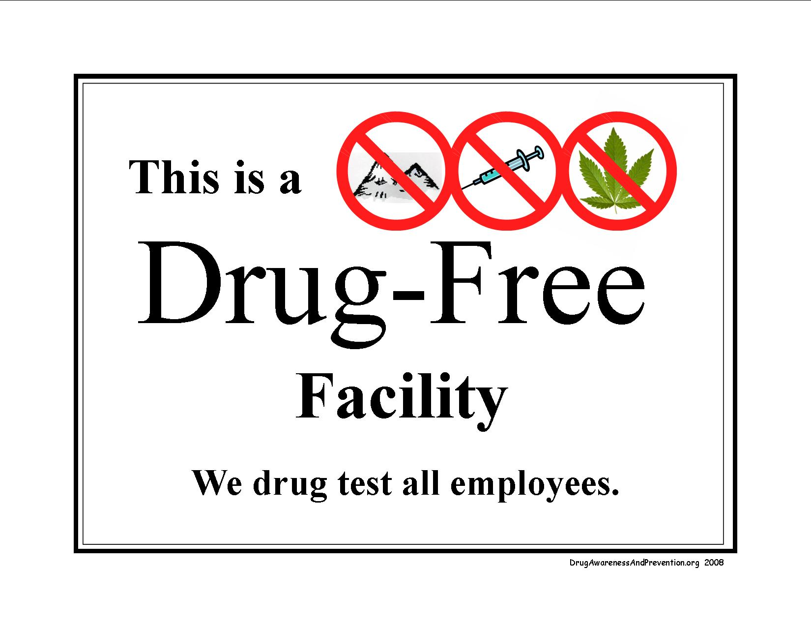 Drug-Free Business